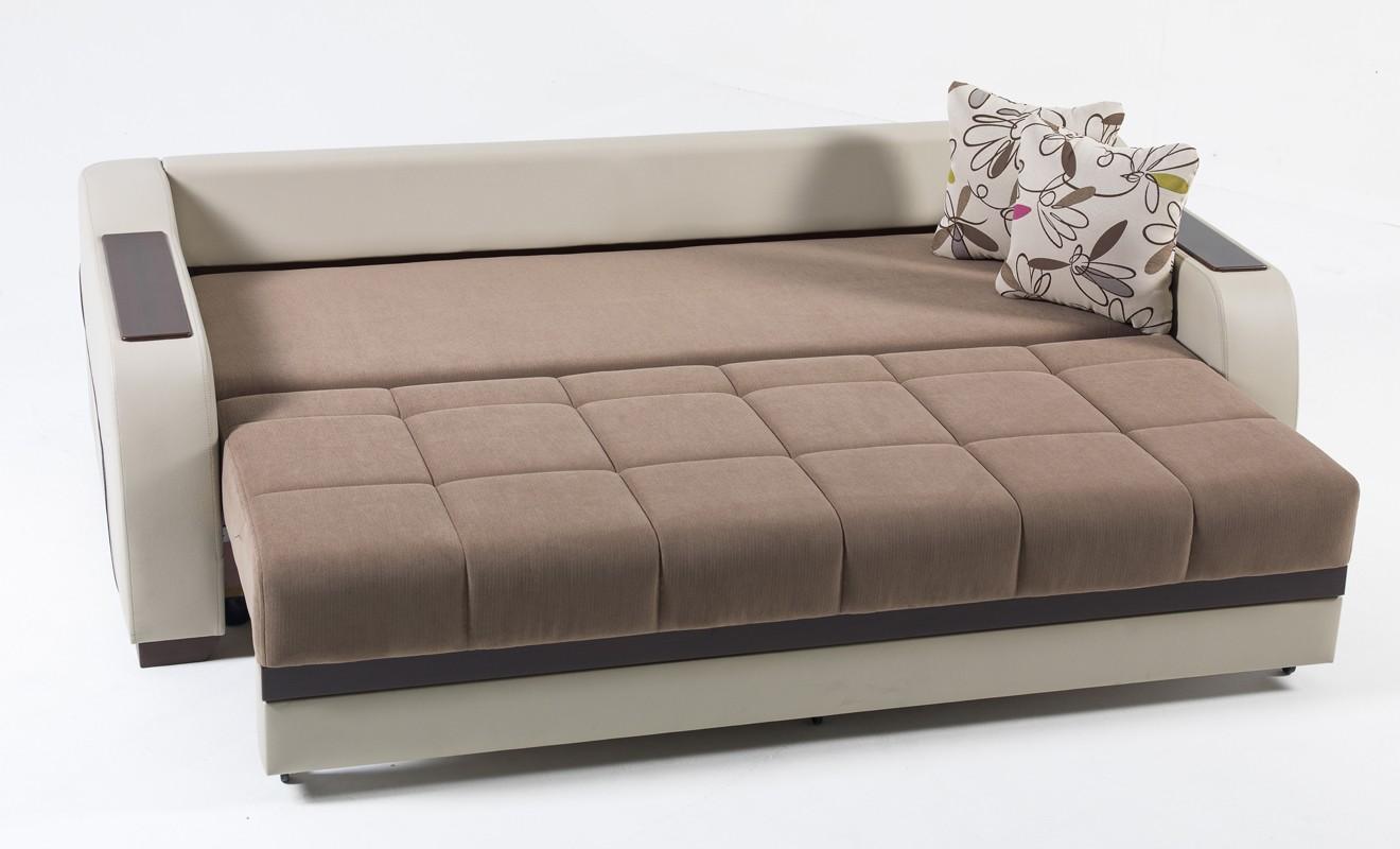 Sleeper sofa for comfortable sleeping