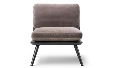 Small armchairs small spine lounge scandinavian armchair BBIZBMN