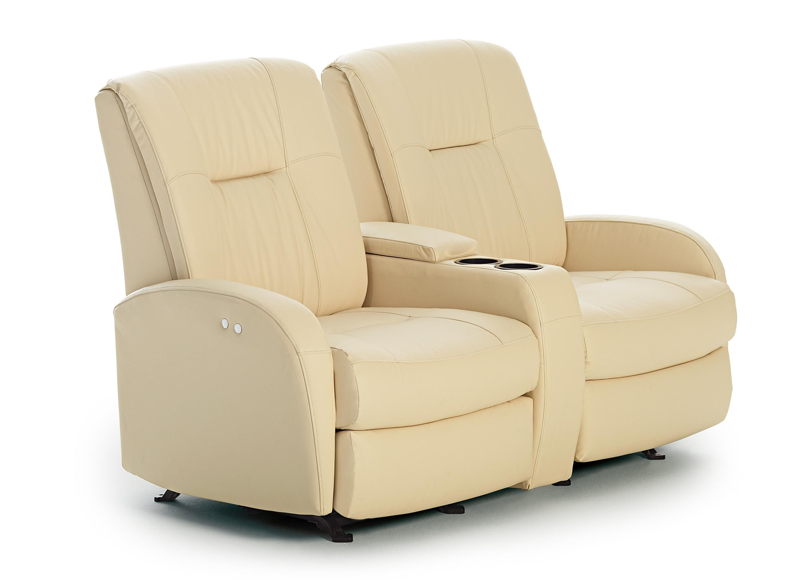 small reclining loveseat contemporary space saver ATGQRSP