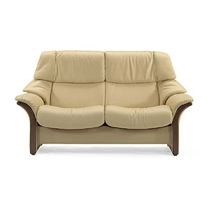 small reclining loveseat stressless eldorado high-back 2-seater reclining loveseat CDRFBFW