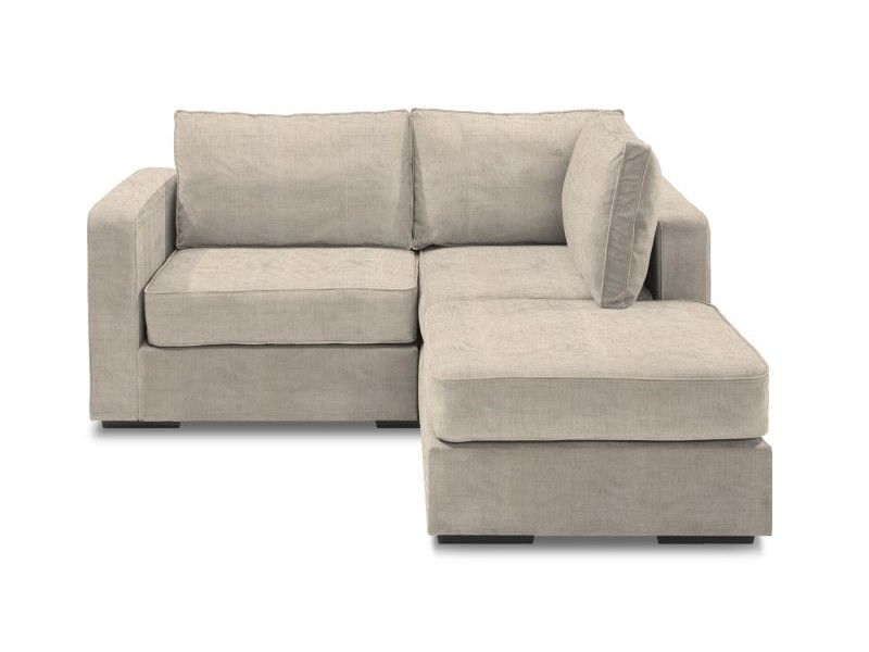 small sectional sofa small chaise sectional with tan tweed covers this is exactly short sectional CWBIULA