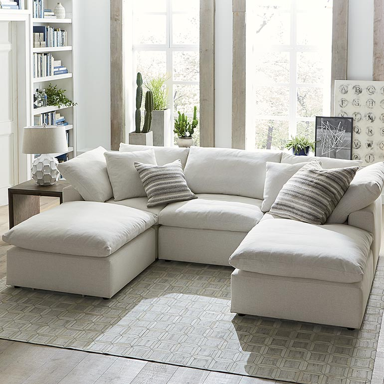 small sectional sofa with chaise small double chaise sectional; small double chaise sectional ... BWMWOGZ