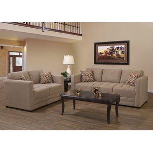 sofa and loveseat set tomasello configurable living room set PREKTKQ