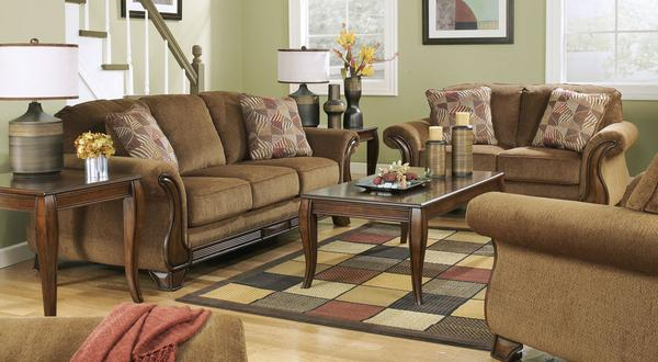 sofa bed set montgomery sofa - jennifer furniture GIXOQOM
