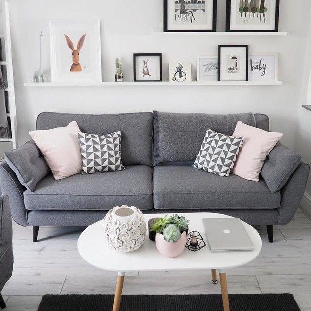 sofa lounge for living room 69 fabulous gray living room designs to inspire you decoholic with gray sofa CQPGPZA