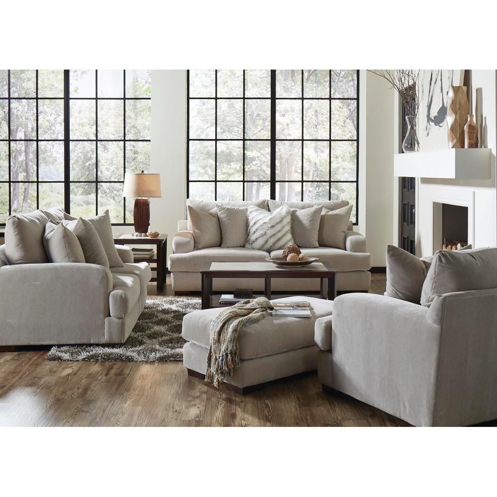 sofa loveseats gabrielle living room - sofa u0026 loveseat - cream - 334603 VWIXCIV