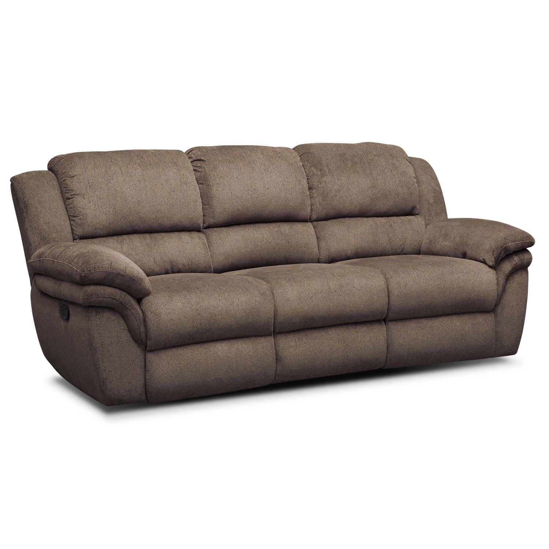 Sofa recliner aldo manual reclining sofa - mocha FJJEACL