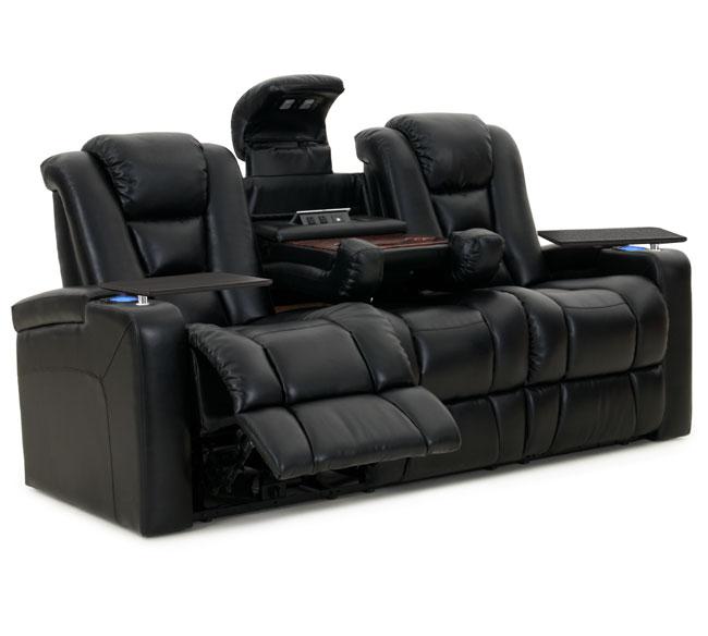 Sofa recliner ... octane mega sofa bonded leather ... NFLJIDK