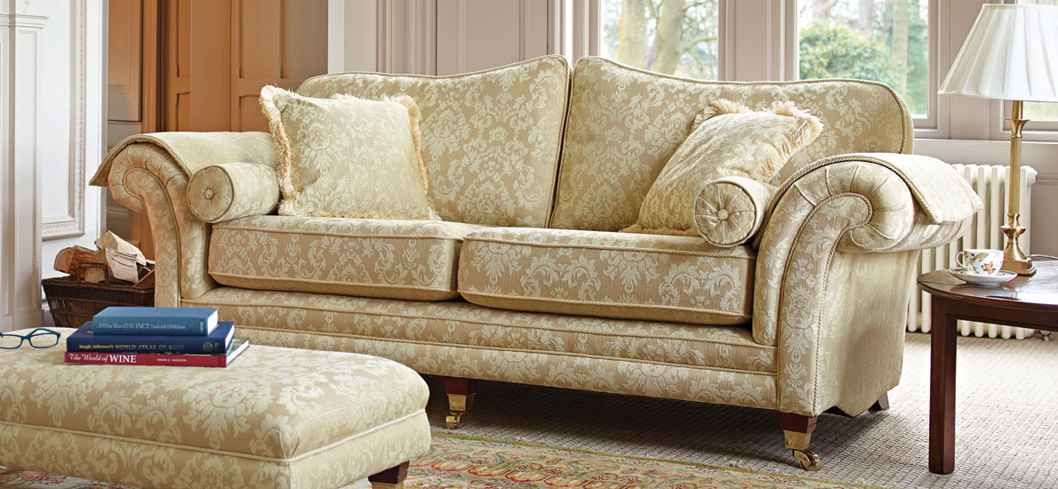 sofa sofa windsor classic british 3 seater sofa sofasofa extraordinary cream cream  and gold BTQHGWH