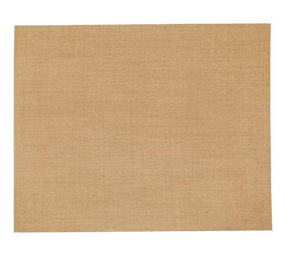 solid sisal rug - tweed XDGUWPO