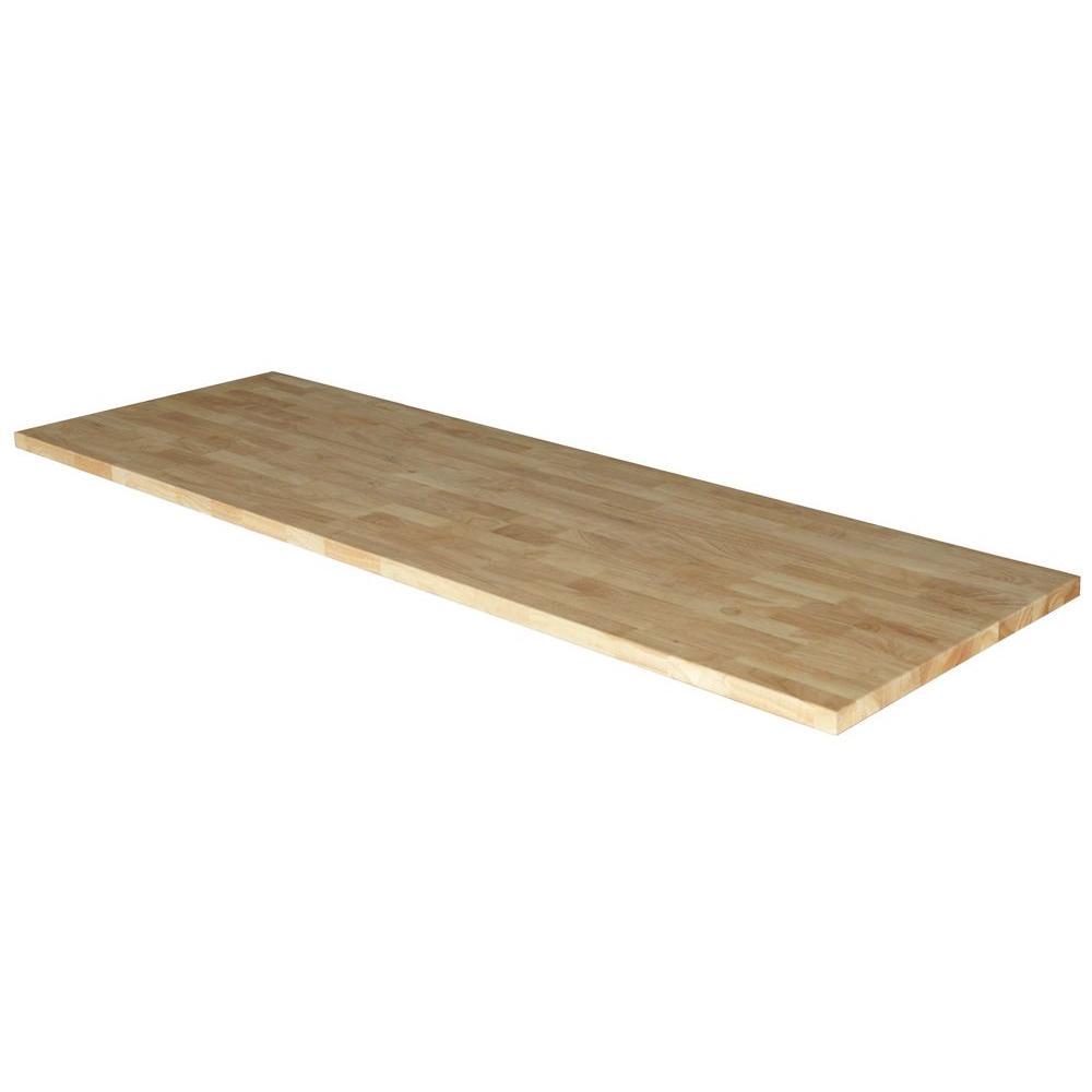 solid wood top for 6 ft. solid wood top workbench LTOJKSU