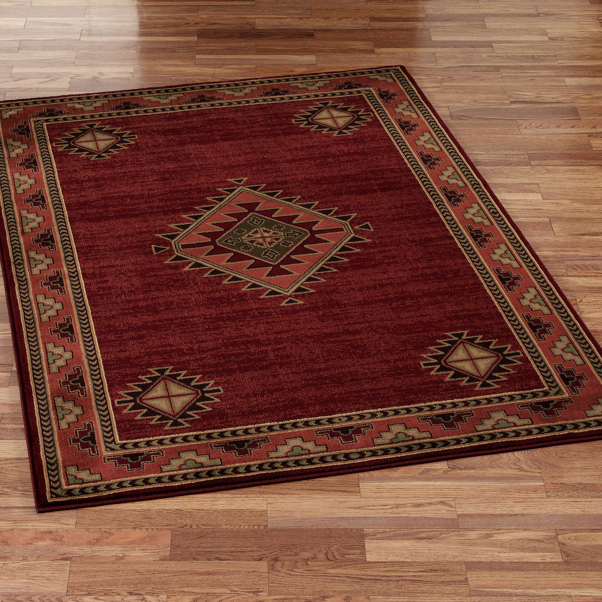 southwest rugs laramie diamond rectangle rug LZCLKTH
