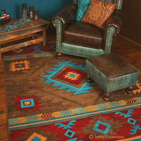 southwest rugs native american style rug native american style area rug FLOHBWP