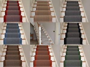 stair carpets image is loading very-long-narrow-stairway-runner-rug-stripe-stair- BKFKSUZ