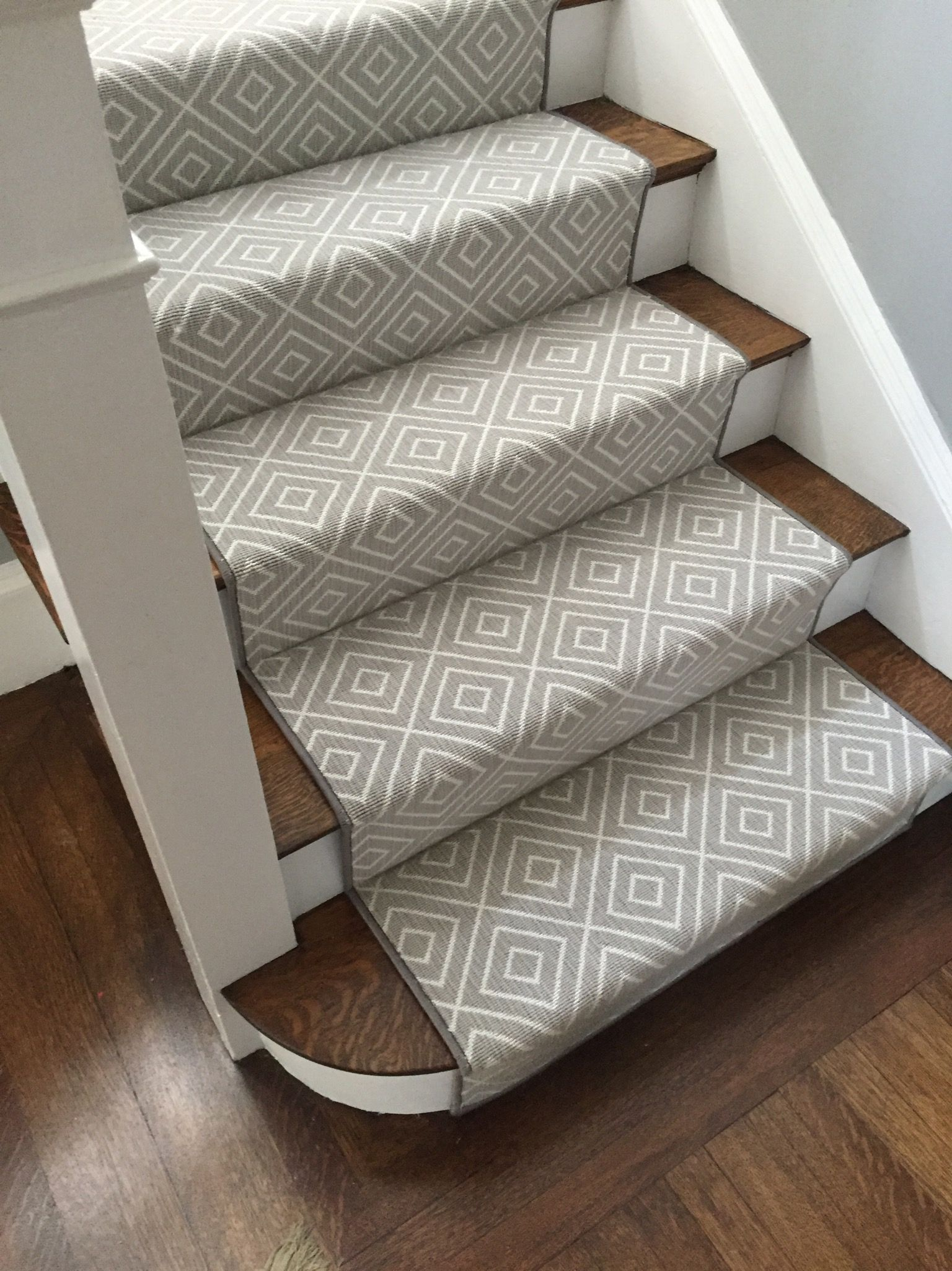 stair carpets stair carpet runners - the carpet workroom QZLTVUA