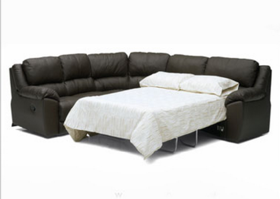 stunning sectional with sleeper sofa leather sleeper sofa sectional e  reviewsco EUCZDTM
