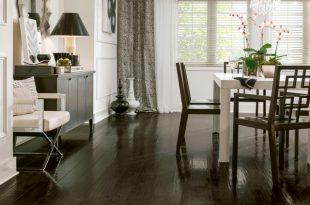 stylish maple dark wood flooring - sas520 AJQJBCV
