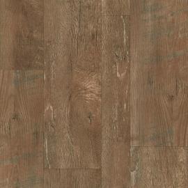 Textured laminate flooring landmark series 14.3mm random width canyon pine laminate w/ attached pad VDMYPBC