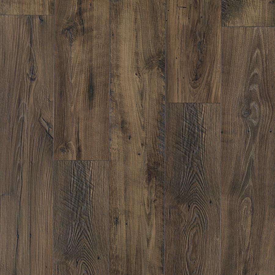 Textured laminate flooring pergo max premier smoked chestnut 7.48-in w x 4.52-ft l embossed wood UVWIFEC