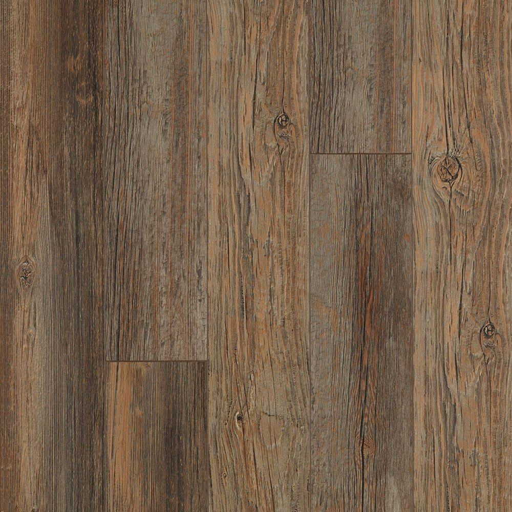 Textured laminate flooring pergo xp weatherdale pine 10 mm thick x 5-1/4 in. wide PUPXNVK