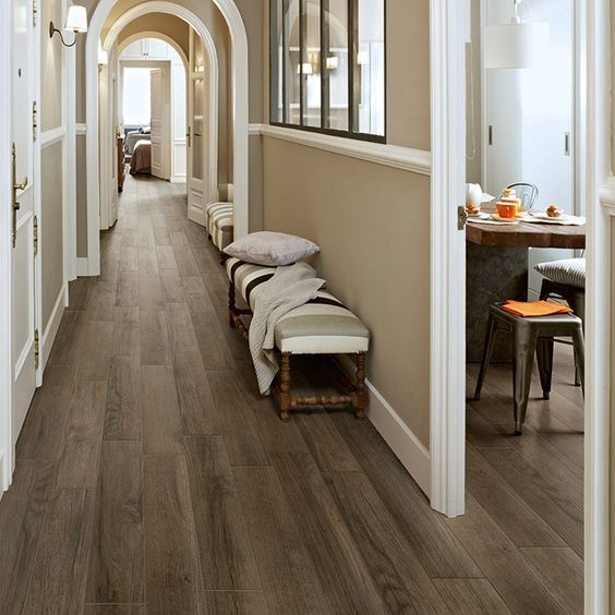 tile hardwood floor wilderness porcelain plank tile, a classic american hardwood look thatu0027s  very, very DXRNOQV