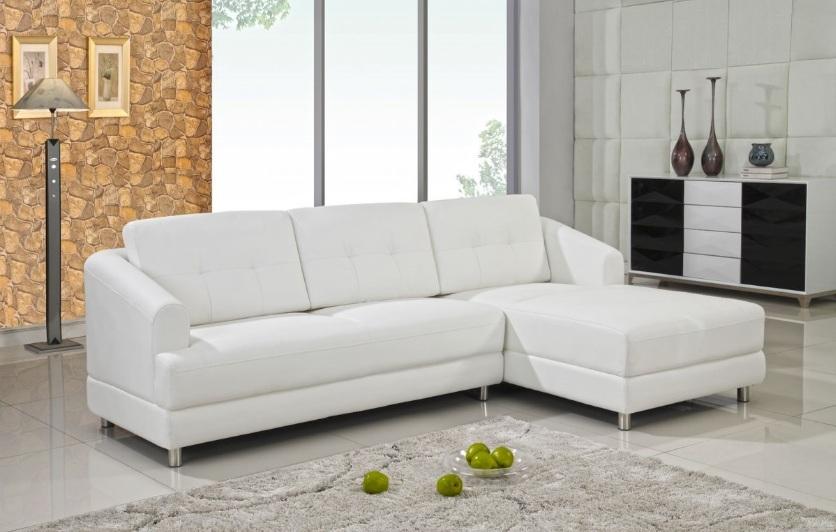 tips to choose best white sectional sofa - designinyou AFLQBQA
