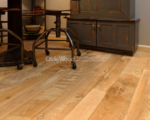 traditional plank wood flooring | wide plank flooring | olde wood TRWZOPK