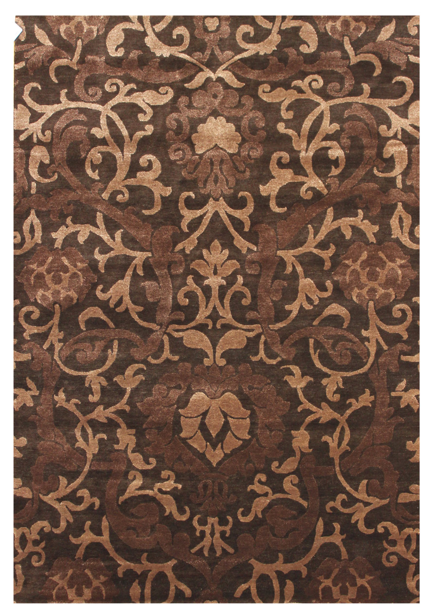 transitional rugs gallery: pageantry, transitional rug, hand-knotted in  india; size KQPAAQF