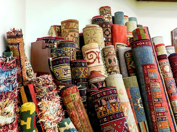 turkish carpets and rugs: a cultural story AFKSPMZ