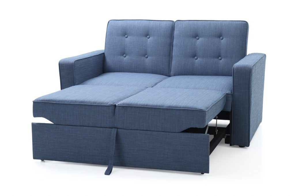 Need a comfy place to crash onto? here are some cozy two seater sofa beds!