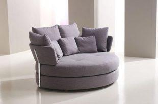 uncategorized, comfortable loveseat black cloth tufted modern design  comfortable round shape occupied TVKCKZZ