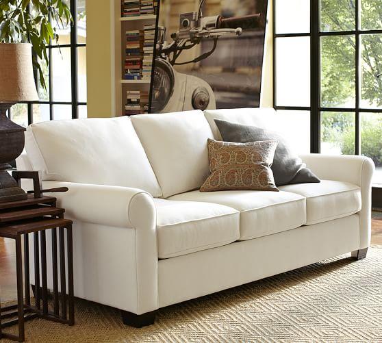 Upholstered sofa buchanan roll arm upholstered sofa HLPIEOB