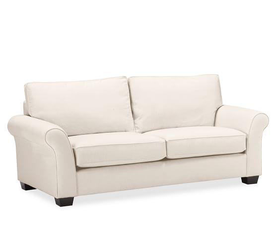 Upholstered sofa pb comfort roll arm upholstered sofa DIJKHFV