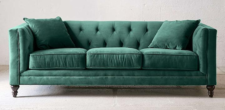 velvet sofa sofa-options-for-living-room-graham-velvet-sofa- CXJFKZT
