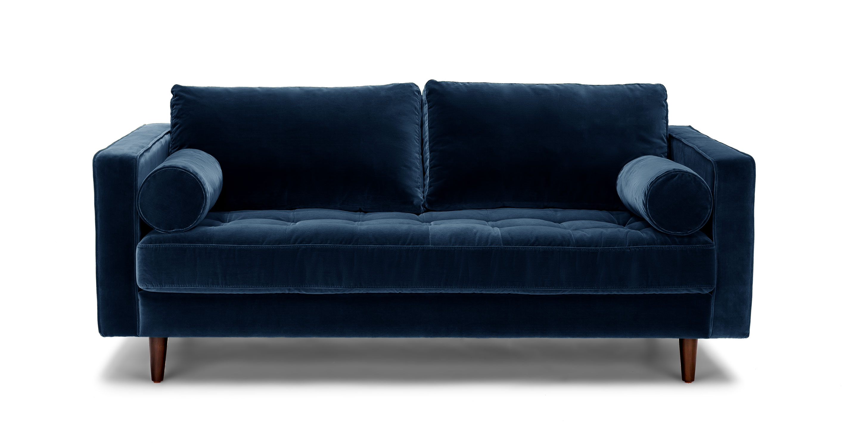 How to purchase seating furniture – velvet sofa