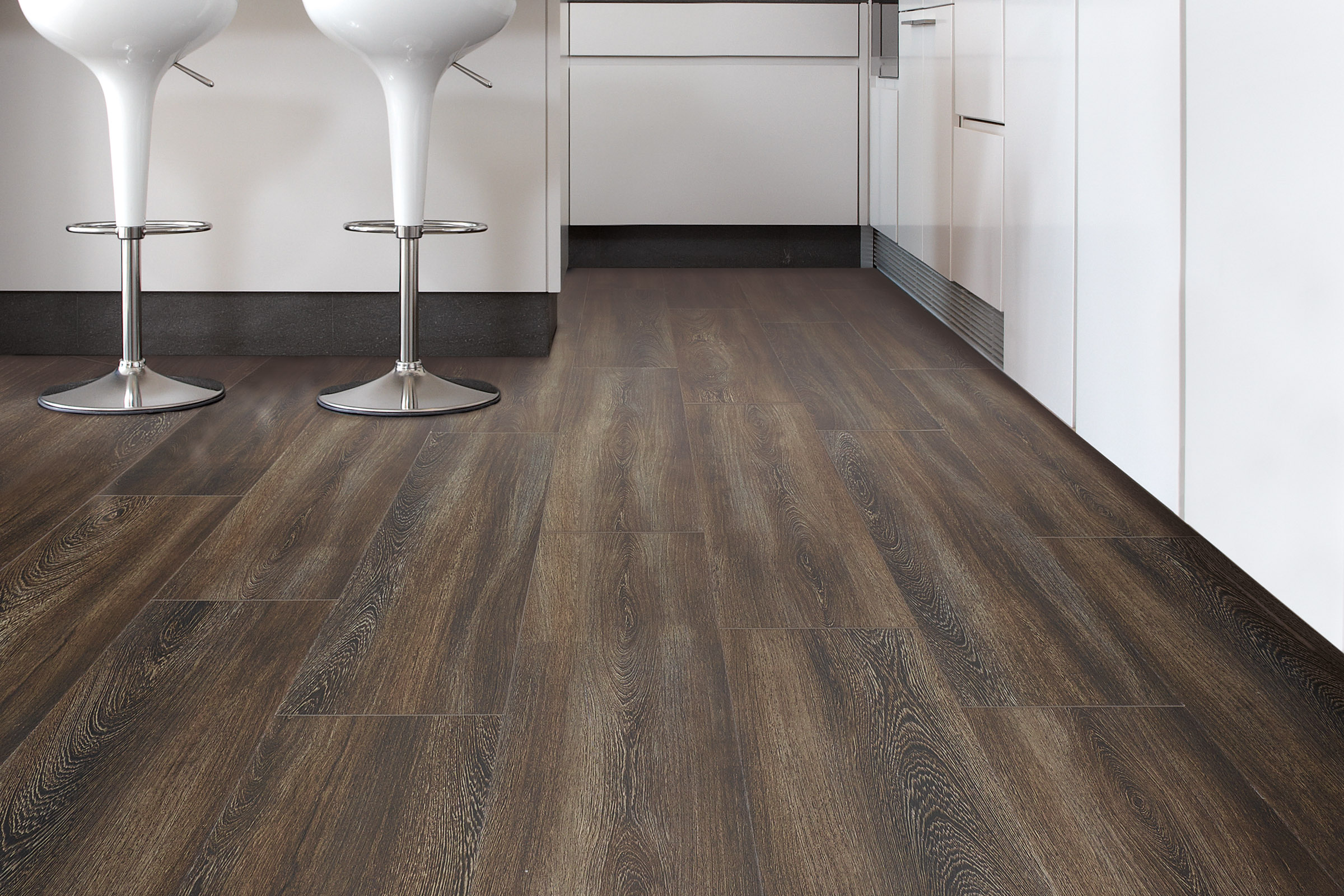 Vinyl floor coverings – get to know their advantages