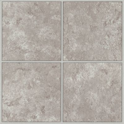 Vinyl flooring tiles columbia court vinyl tile - white taupe QGTSMCV