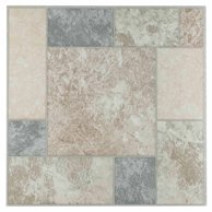 Vinyl flooring tiles nexus marble blocks 12x12self adhesive vinyl floor tile - 20 tiles/20  sq.ft. KKILQOC