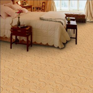 wall to wall carpets high cut and low loop pile tufted pp jacquard wall to wall carpet OPRHVGK