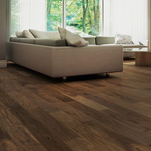 walnut floors black walnut engineered 5-3/16 in. (micro-v) by lauzon wood floors DCYAJGT