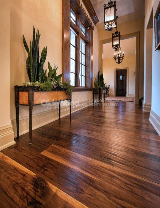 walnut floors wide plank walnut flooring | walnut hardwood flooring | olde wood ICBKSIX