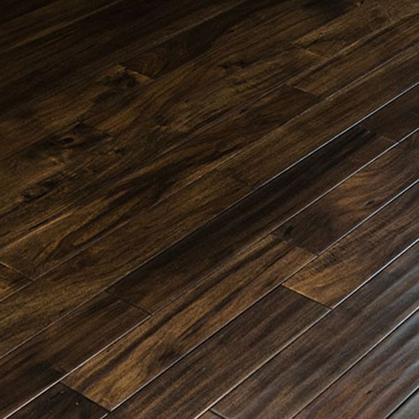 Walnut wood flooring ... hand scraped black walnut acacia 4.75 WCMMSDP