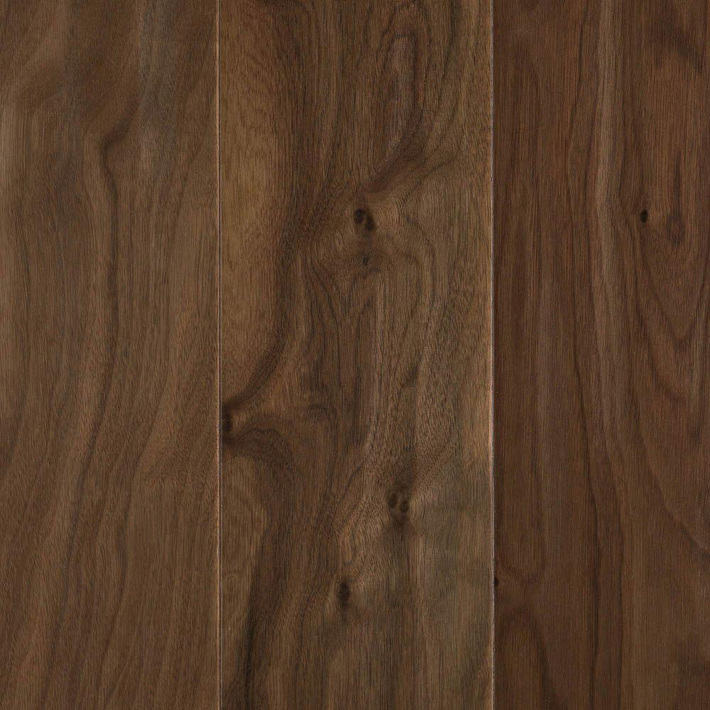 Walnut wood flooring mohawk natural walnut 3/8 in. thick x 5 in. wide x random NEGCFYB