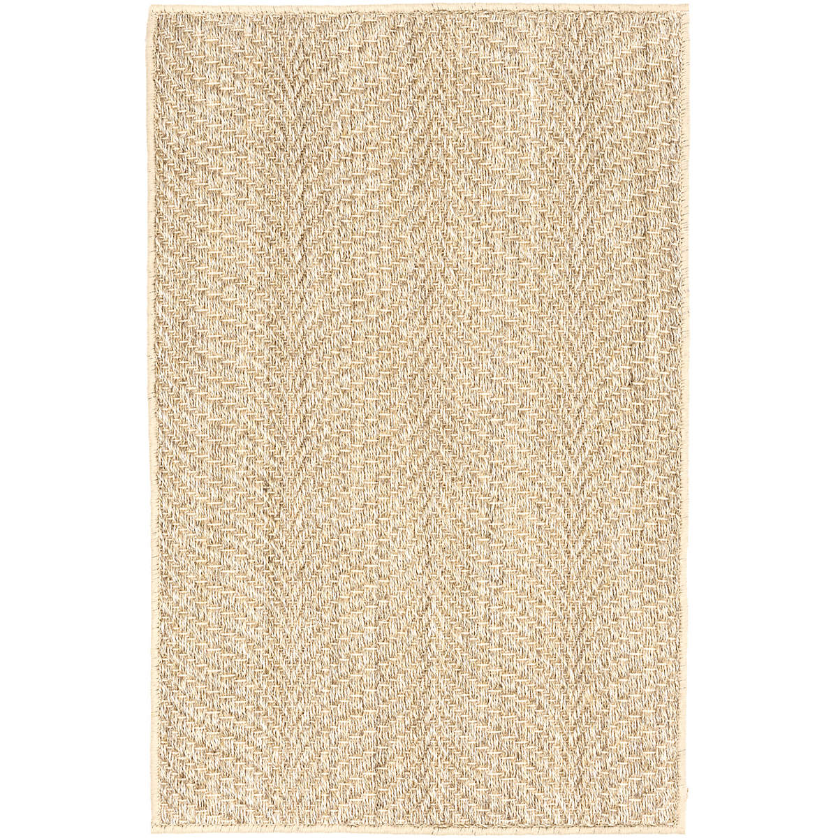 wave sand woven sisal rug | dash u0026 albert WXICCKB