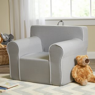 white comfy chair my comfy kids personalized kids chair KVVNBSG