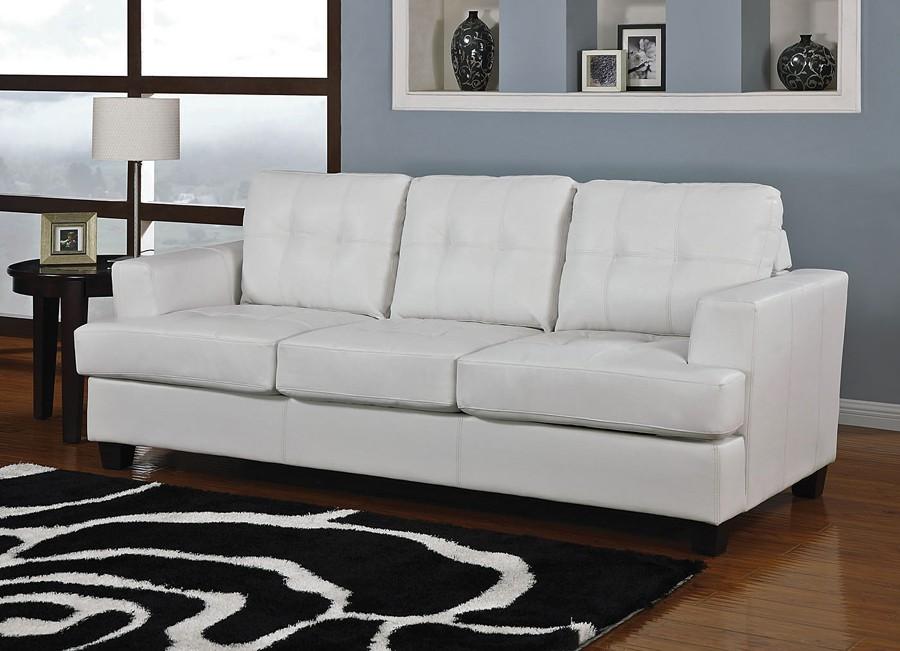 White leather sofa diamond white leather sofa bed MXUKRJG