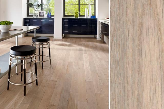 white oak hardwood flooring mystic taupe white oak flooring - apk5432lg VFURLXG