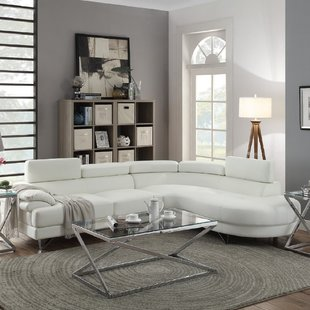 white sectional sofa save SUSKXGT