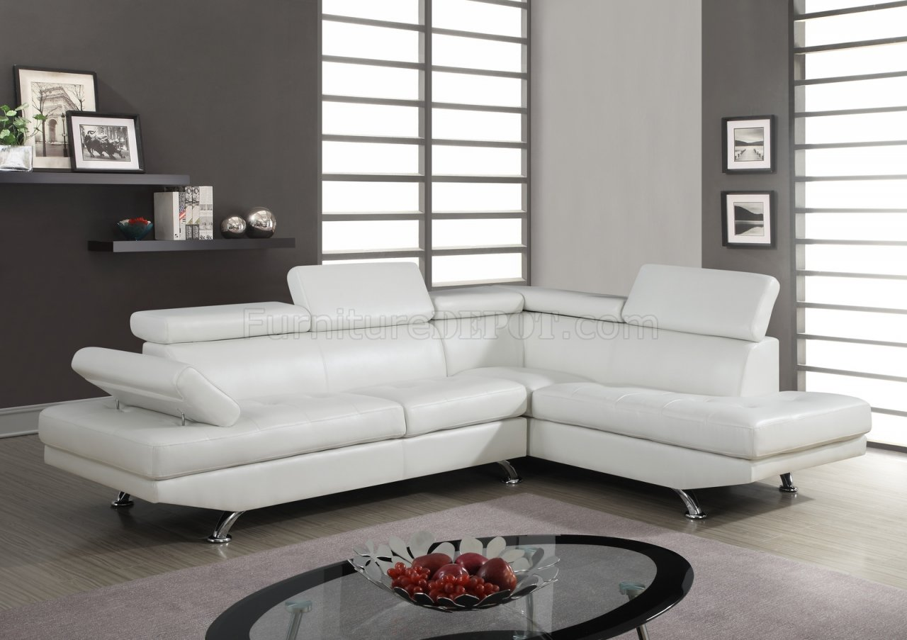 How to choose the best white sectional sofa online