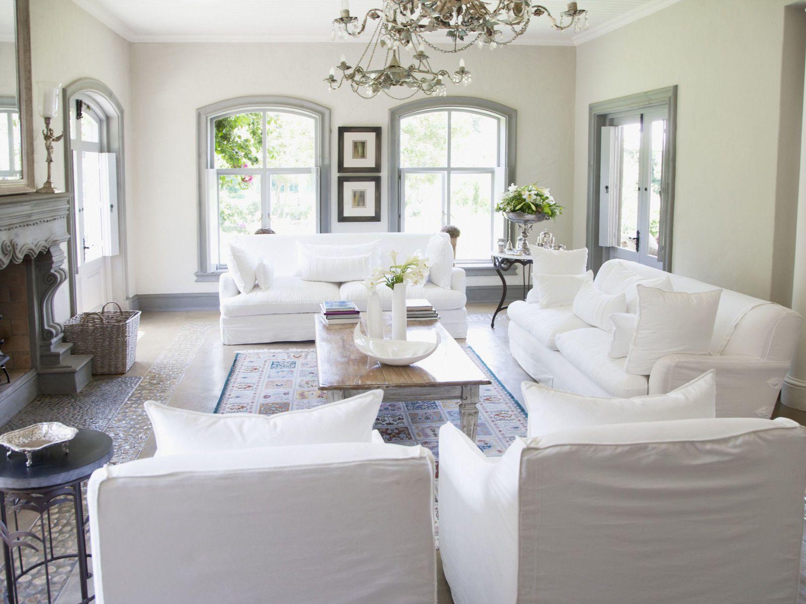 white sofa living room ZRXQQUZ